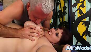 Jeffs Models  Rubbing and Worshipping Massive Tummies Compilation